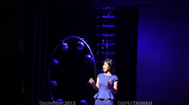 擁抱世代從教育開始:劉安婷 (Anting Liu) at TEDxTaipei