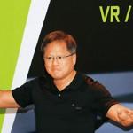 轉進AI、VR 輝達市值翻倍