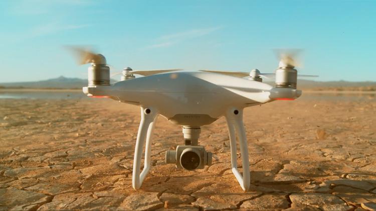 Drone-無人飛機,科技新寵兒