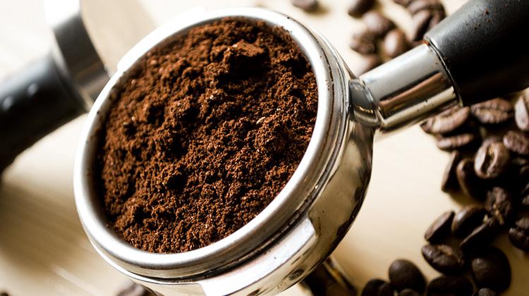早晨來回收你的咖啡渣