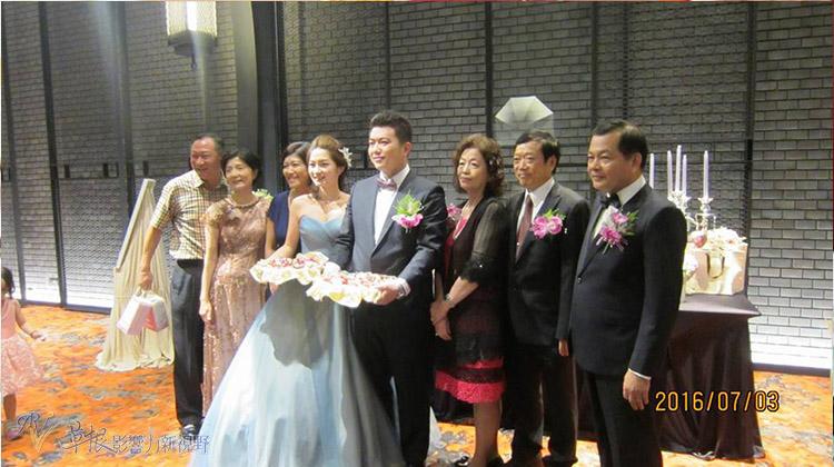好幸福 一場優雅的婚禮