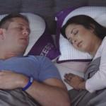 防打鼾、監測睡眠品質的智慧枕