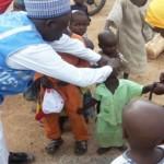 小兒麻痺症在非洲