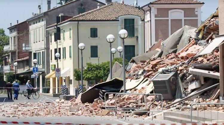 6.2強震襲擊義大利中部!小鎮首長:阿馬特里切鎮一半以上都毀了...