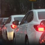 塞車時  車內空氣汙染更嚴重