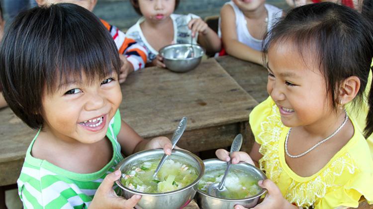 展望會籲各界關注缺糧及貧窮問題 「健康長大」應是每個孩童的基本權利