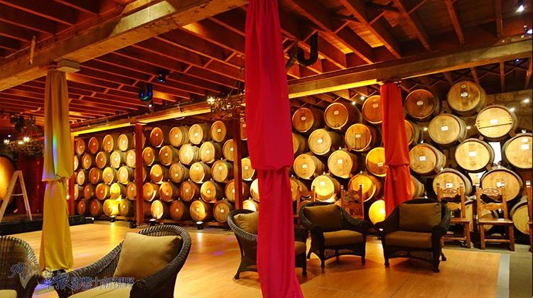 納帕酒鄉的收割季節:V. Sattui酒莊