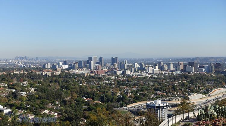 洛杉磯石油大亨的蓋提中心
