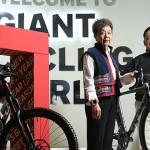 巨大集團第二代 杜綉珍、劉湧昌接棒  自行車教母+小王子 能否超越標哥傳奇?