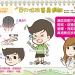 5穴道改善鼻過敏|全民愛健康 過敏篇6