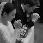最平凡卻最美麗的低調婚禮 在眾人和上帝祝福裡完婚 Rain:她是我最棒的禮物