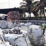 讓塑膠垃圾從掩埋場回到工廠:兩大國際品牌使「拾荒」成為海地的永續產業