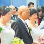 【老夫老妻重立婚約】破碎婚姻到教會得恢復 癌夫謝妻不離不棄