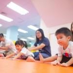 幼兒體操學什麼?玩樂中增進感覺統合