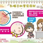 乳腺炎的常見症狀|媽媽族 產後篇4