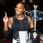 網球名將威廉斯懷孕又得冠軍