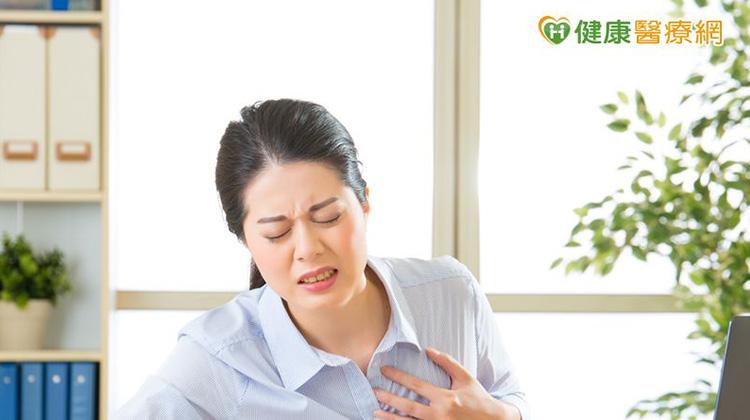 年輕人感冒後喘、活力差 注意心肌炎、心衰竭上身