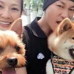 何潤東甜讚天生明星,支持老婆的男人超深情!