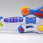 電子類玩具影響兒童語言發展