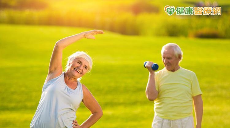 老人跌倒恐送命! 預防肌少症有方法