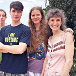 【生命倒數愛不止息】瑞士媽媽帶全家人 學習耶穌走入高雄大樹擁抱人群