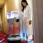 旅館裡最忠實的管家- Aura機器人