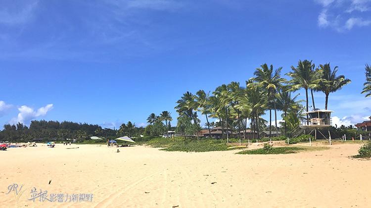 夏威夷綠意盎然的花園島