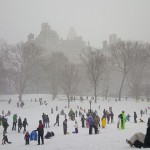 探訪紐約的冬季