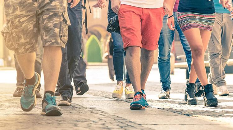 你走多快?你的答案能預示患心臟病的機率