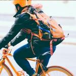 奇蹟藥丸 : 騎自行車通勤
