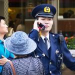 【覺得羨慕】追查被吹走的短褲出動 5 個員警,日本治安太好逼警察上街「裝忙」