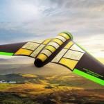無人機的新時代:進行人道救援、運送物資後,還可再回收成為食物容器