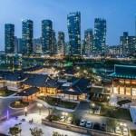 一個數萬人居住的永續環保「人工智慧島」──南韓松島國際城市