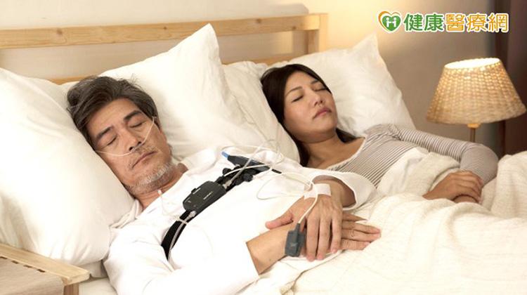 你有睡眠呼吸中止症? 居家睡眠快速檢測