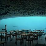 【To Do List】太浪漫了!在魔幻美景的海底餐廳 UNDER 裡和情人共進燭光晚餐