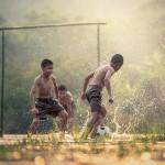 孩童多在戶外玩耍的好處