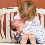 培育家中幼兒愛心及同情心