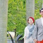 二人展步永恆─香港藝人黃子揚的新婚感恩故事