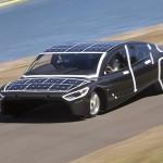 Violet,又一輛滿載期待的太陽能電動汽車