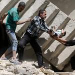 敘利亞內戰最大受害者--兒童