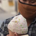 聯合國兒童基金會表示嬰兒的大腦正在受污染的影響
