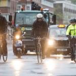 天氣越冷越應該騎自行車