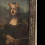 搜集全球拍攝「蒙娜麗莎」的分享照