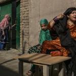 阿富汗監獄裡長大的孩子