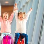 讓孩子安穩搭乘飛機的技巧