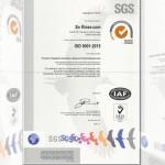 緣來這麼近再次通過ISO認證,創造新的世界紀錄