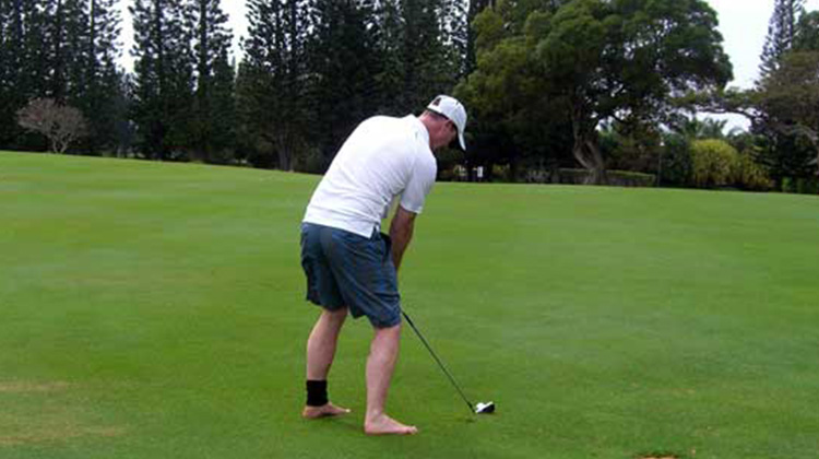 夏威夷可愛島高爾夫球之旅