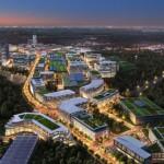 太陽能與智慧電網全都有,這座「從零打造」的永續城市,給都市人不妥協的環保住屋新選擇