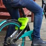 Fox-Tech傾力打造全球第一低功耗廣域的共享單車智能鎖頭整合方案