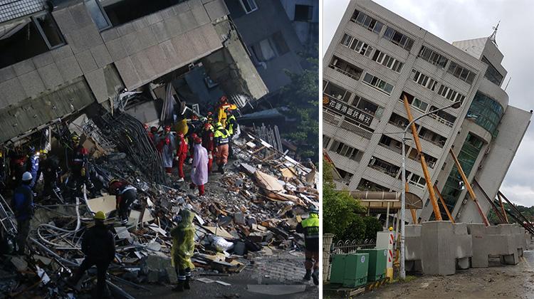 花蓮地震之後-老屋抗震問題